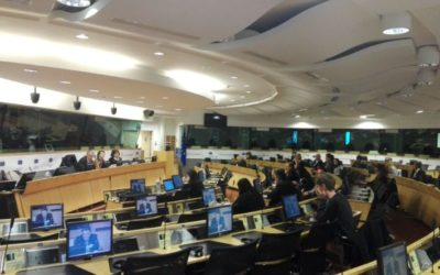 """CoR Interregional Group on Health and Wellbeing Meeting """"The Future of Primary Health Care in Europe"""""""