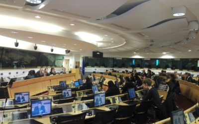 "CoR Interregional Group on Health and Wellbeing: ""The State of the Health in the EU Cycle"""