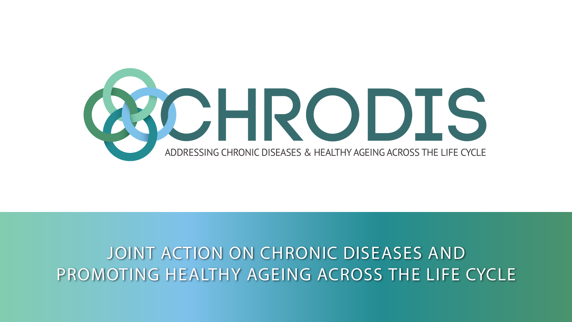 Chrodis project logo