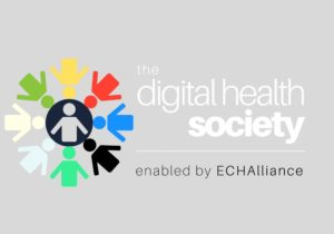 The Digital Health Society Logo