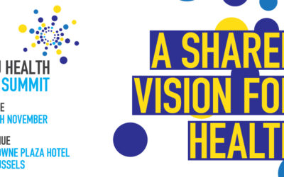 EU Health Summit: Stronger Together for a Healthier Europe