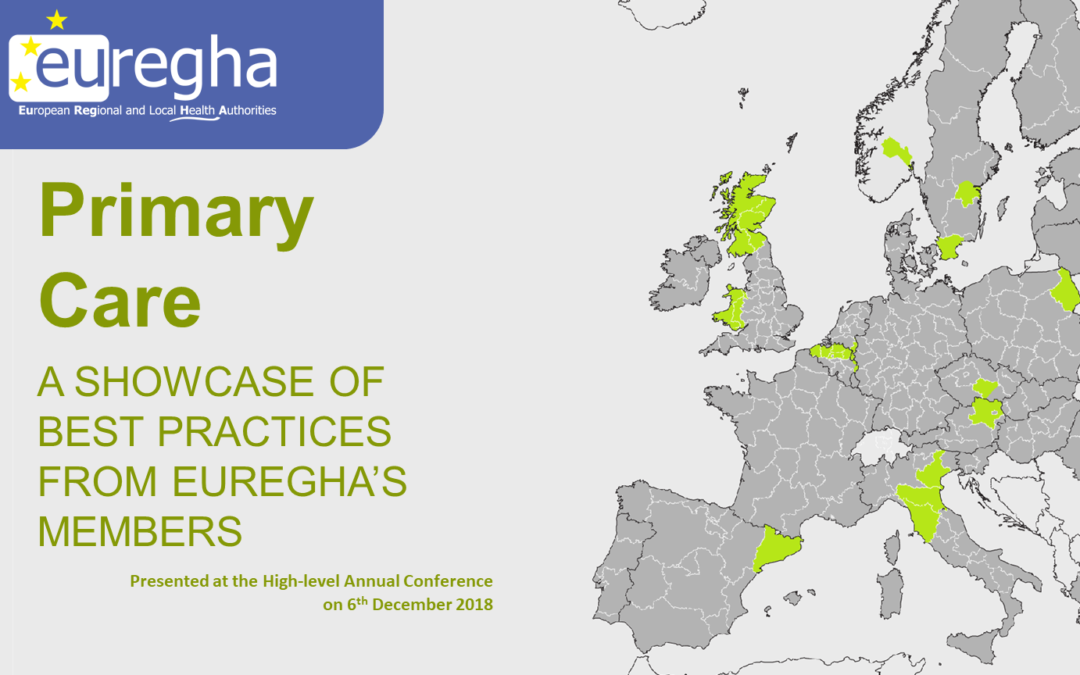 New Publication from EUREGHA on Primary Care