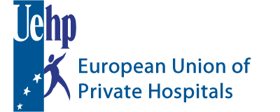 European Union of Private Hospitals Logo
