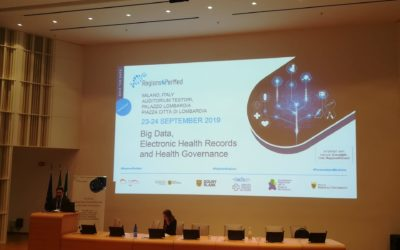 EUREGHA attends conference of the H2020 Project Regions4PerMed