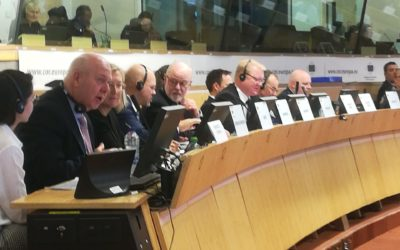 EUREGHA Chair participates in panel NAT Commission