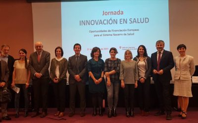 "EUREGHA Participates in Conference on ""Innovation in Health"" in Pamplona"