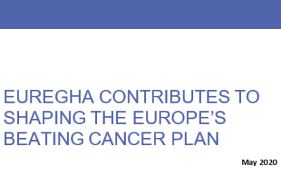 EUREGHA's response to the Europe's Beating Cancer Plan