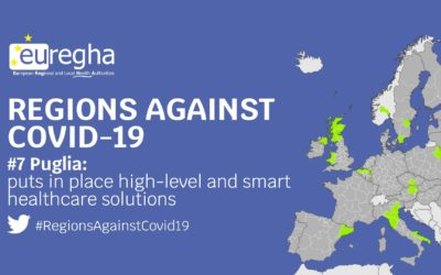 Regions Against Covid-19 #7 – Apulia puts in place high-level and smart healthcare solutions to manage the pandemic