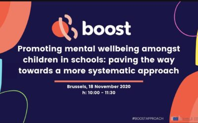 BOOST Webinar and Policy Brief