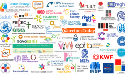 """EUREGHA has endorsed ECL's statement """"Priorities for Eliminating Cervical Cancer as a Public Health Problem in Europe"""""""