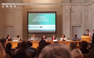 Joint Action CHRODIS General Assembly and Stakeholder's Forum