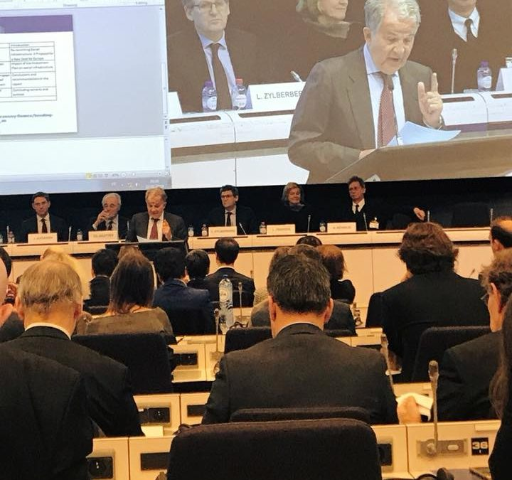 High-Level Task-Force on Investing in Social Infrastructure in Europe