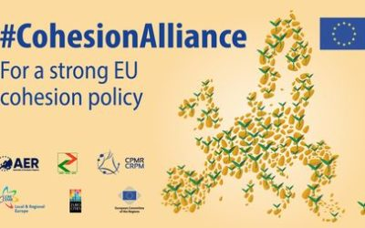 EUREGHA joined the Cohesion Alliance for a stronger post-2020 Cohesion policy