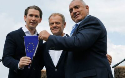 Austria takes over the Presidency of the Council of the EU