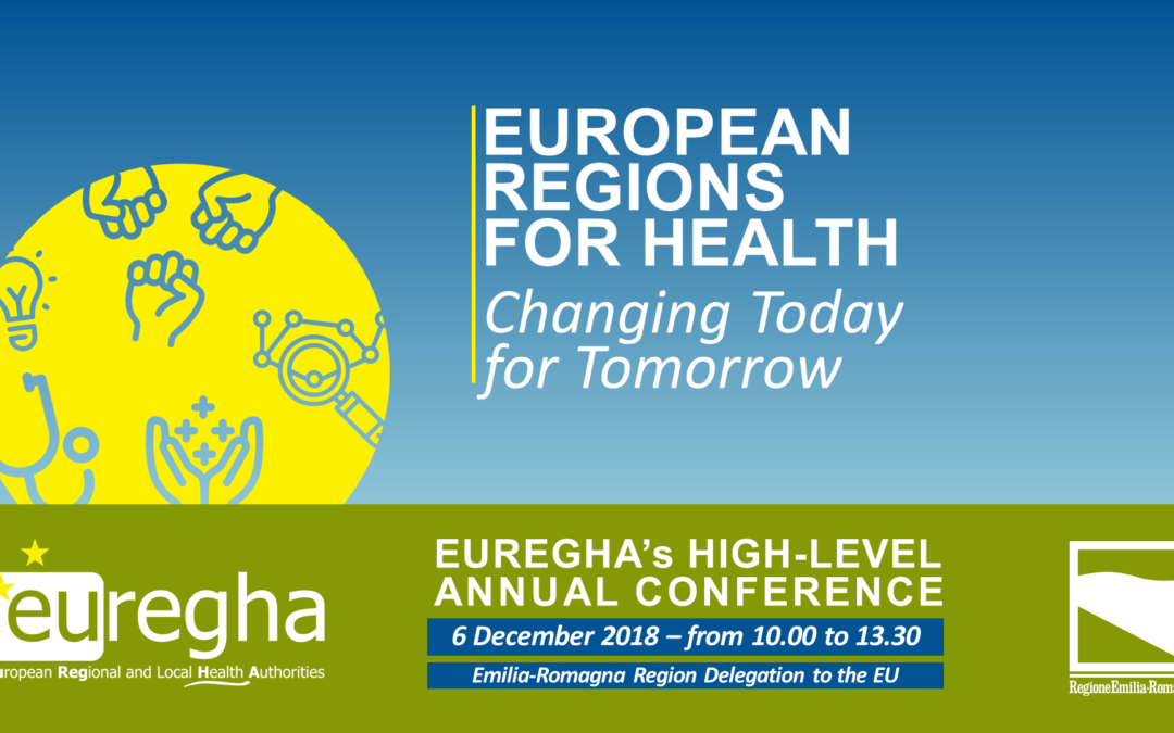 EUREGHA's High-level Annual Conference 2018