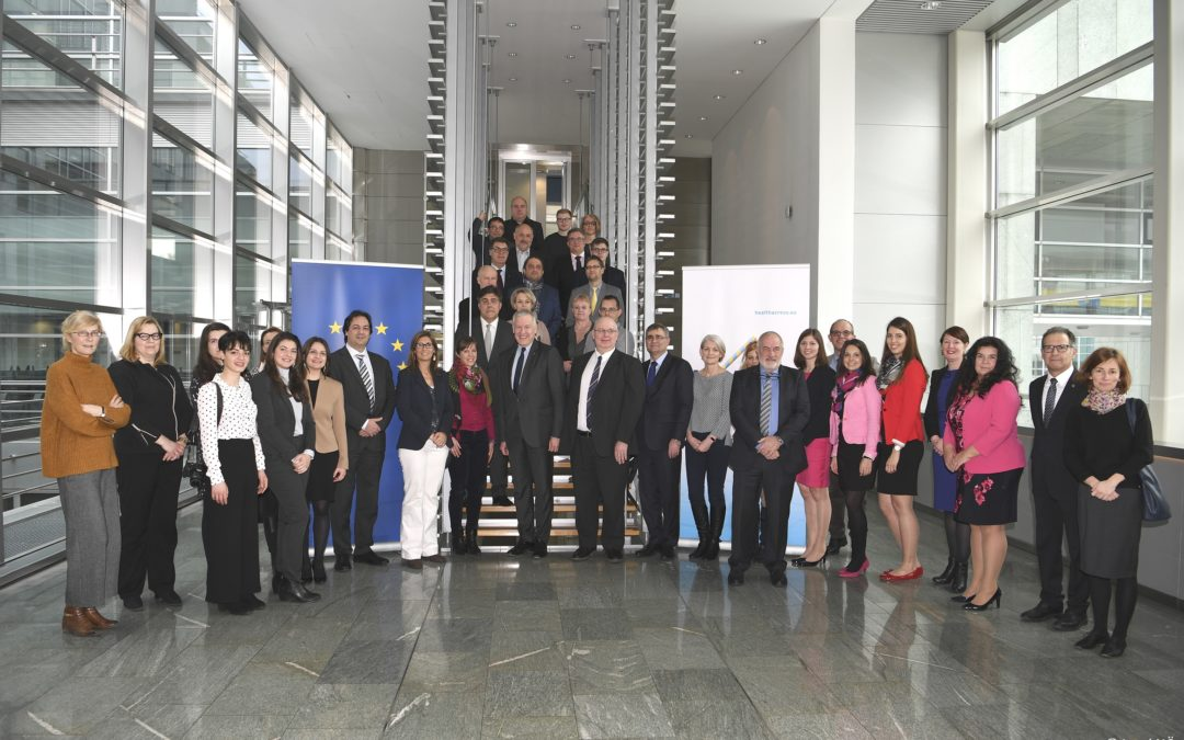 EUREGHA's General Assembly elected a new Executive Board