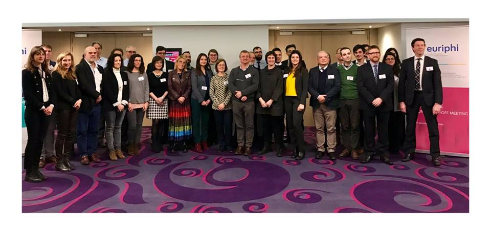 EUREGHA takes part in the first EURIPHI project meeting