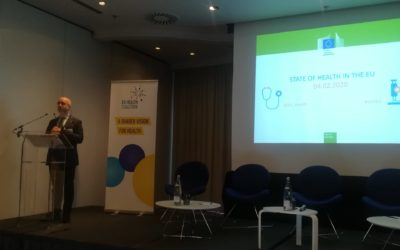 Towards outcomes-based healthcare in Europe –  How can the State of Health in the EU show the way?