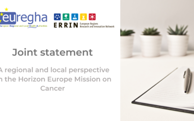 ERRIN-EUREGHA joint statement on the regional and local perspective on the Horizon Europe Mission on Cancer