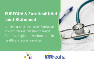Cohesion Policy and Health: investing in a healthy and socially just regional development