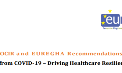 Recovery from COVID-19 – Driving Healthcare Resilience in the EU